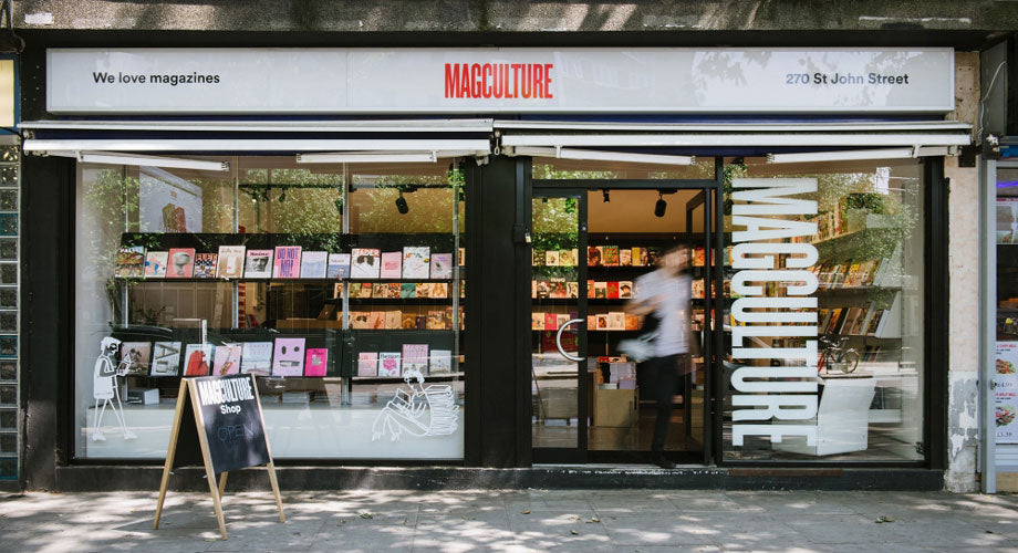 Print Ain't Dead :: London's magCulture Is a Haven for Magazine Fanatics