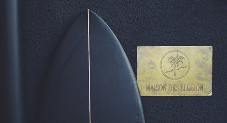 Behind the Doors of Maison Desillusion, French Surf House