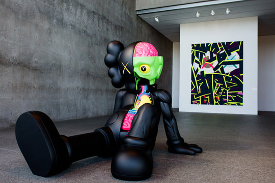 "This (Isn't) the End :: The ""Where the End Starts"" KAWS Exhibit Blew Our Minds"