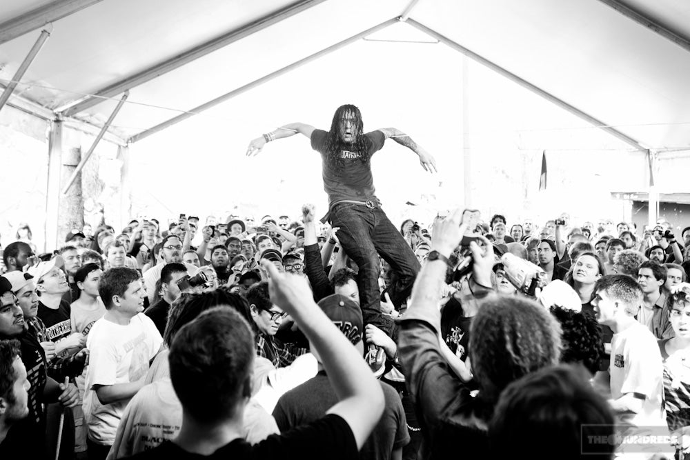 SXSW 2012 :: TRASH TALK