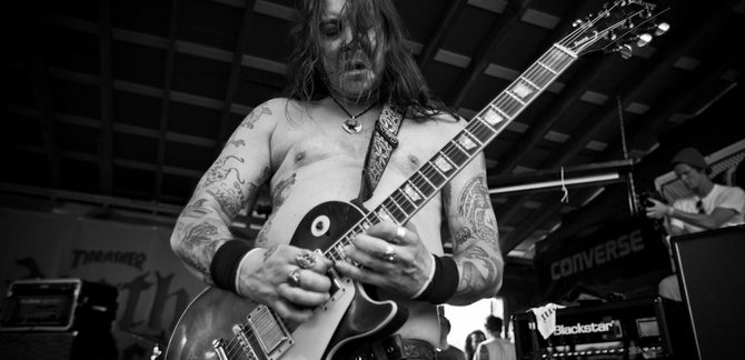 SXSW 2012 : HIGH ON FIRE