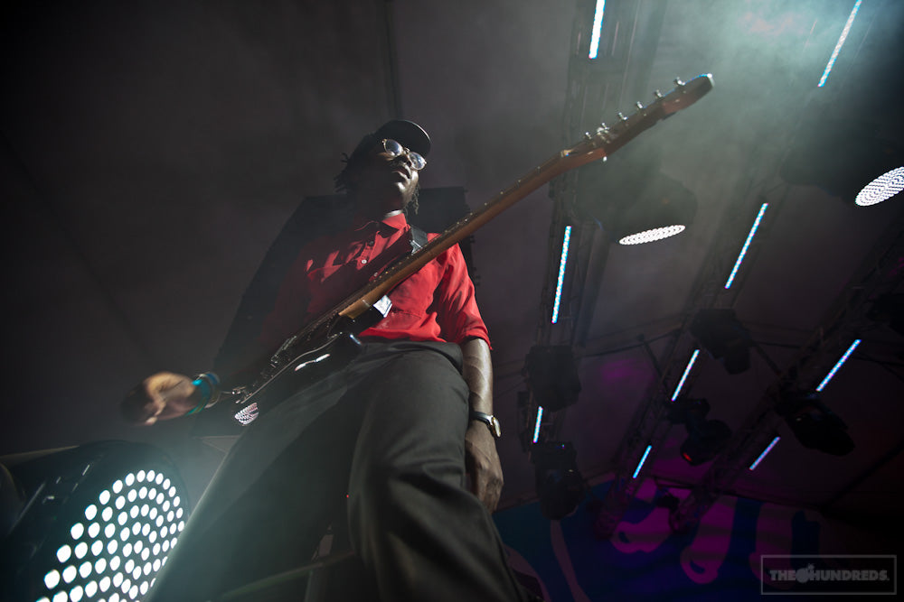 SXSW 2012 :: BLOOD ORANGE