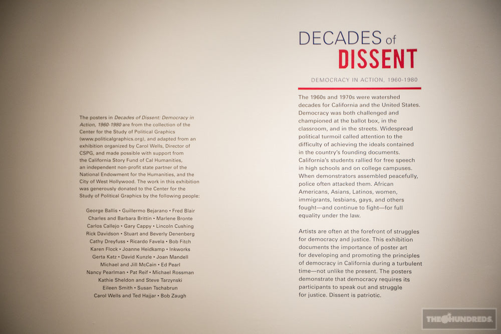 DISSENT IS NOT DISLOYALTY.
