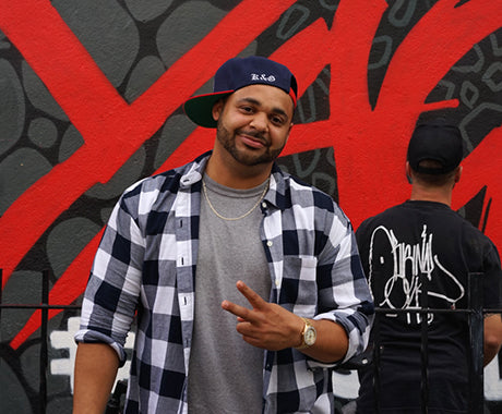 BROTHER'S KEEPER :: AN INTERVIEW WITH JOELL ORTIZ