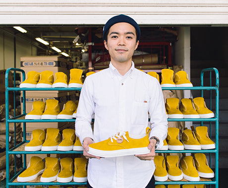 INTERVIEW :: TETSUYA IIZUKA, THE INSPIRED FOOTWEAR DESIGNER OF BUDDY
