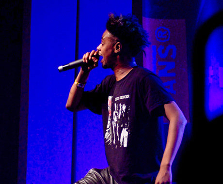 WAY UP HERE :: Danny Brown Live at House Of Vans