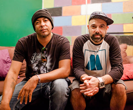 I KNOW, DIDN'T I :: INTERVIEW W/ NEW WEST COAST DUO SLIMKID3 & DJ NU-MARK