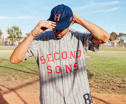 THE HUNDREDS X EBBETS FIELD FLANNELS :: AVAILABLE NOW
