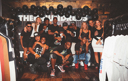 FASHION WEEK PARTY AT THE HUNDREDS NEW YORK