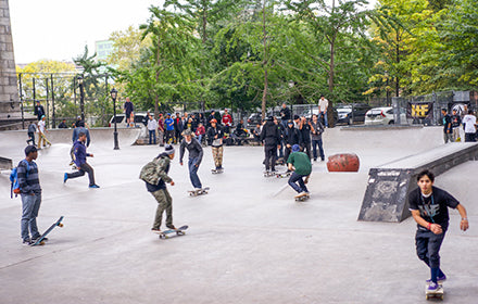 Harold Hunter Day 2014