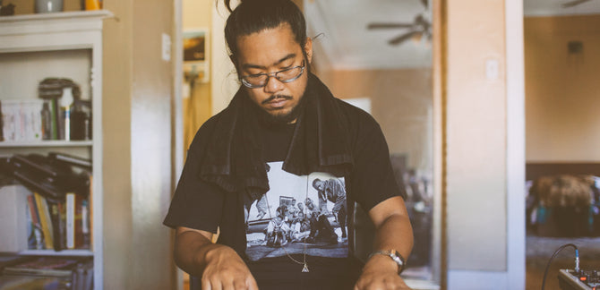 THE WANDERING MONK :: AN INTERVIEW W/ MNDSGN