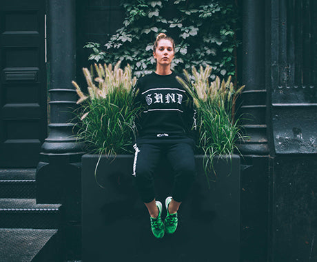 MY WAY :: ALICIA :: THE HUNDREDS NEW YORK
