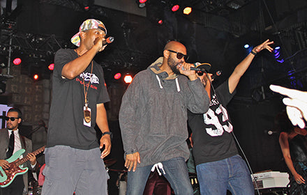 THERE IS ONLY NOW :: SOULS OF MISCHIEF & MORE LIVE