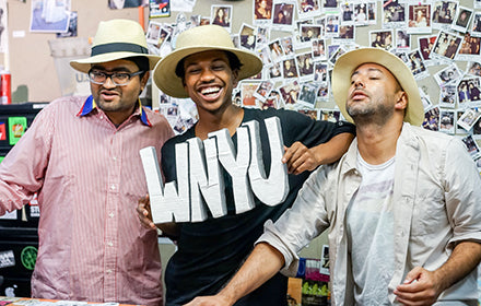 WILDFIRE POTENTIAL :: RAURY AT WNYU