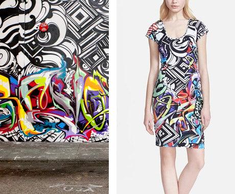 High Fashion Steals Street Rep, Graf Artists Fight Back