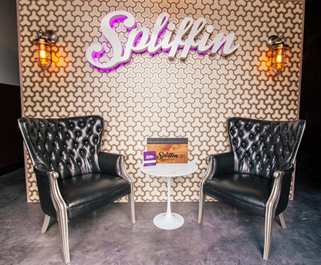 SPLIFFIN'S SHOWROOM IN ARTS DISTRICT IS THE SOHO HOUSE OF WEED SMOKING