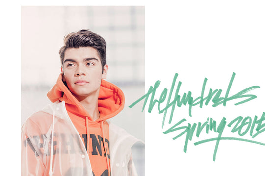 THE HUNDREDS SPRING 2015