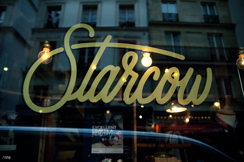 Starcow: Streetwear in Paris