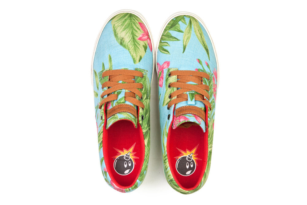 "THE HUNDREDS ""TROPIC"" JOHNSON LOWS"