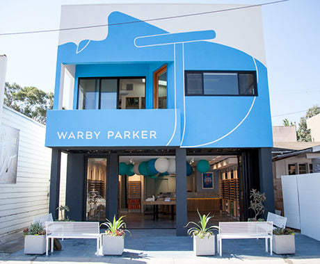 NEW VISION :: WARBY PARKER'S NEW VENICE FLAGSHIP