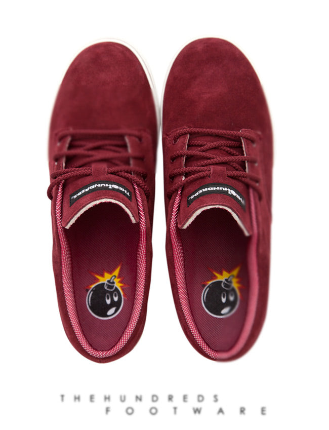THE HUNDREDS FOOTWEAR : FALL 2011