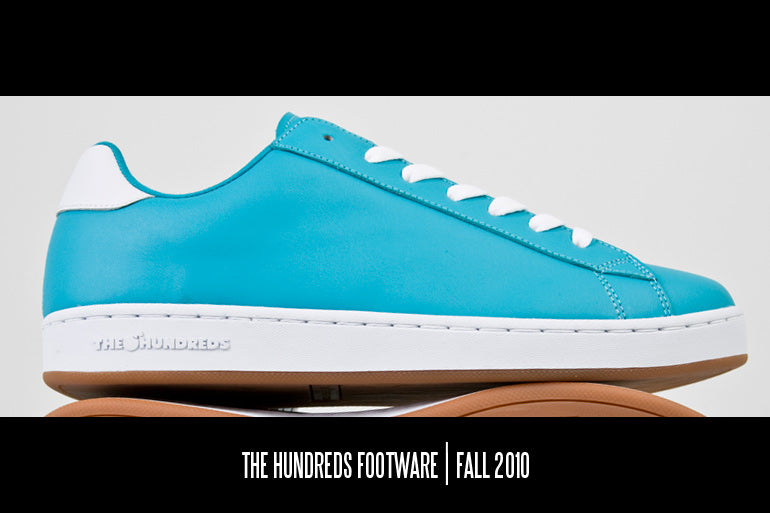 THE HUNDREDS FOOTWARE FALL 2010.