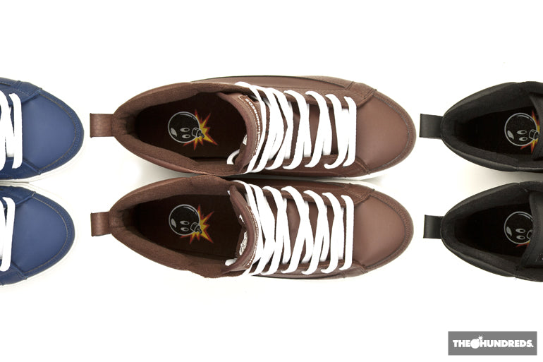 THE HUNDREDS FOOTWARE : WINTER 2010