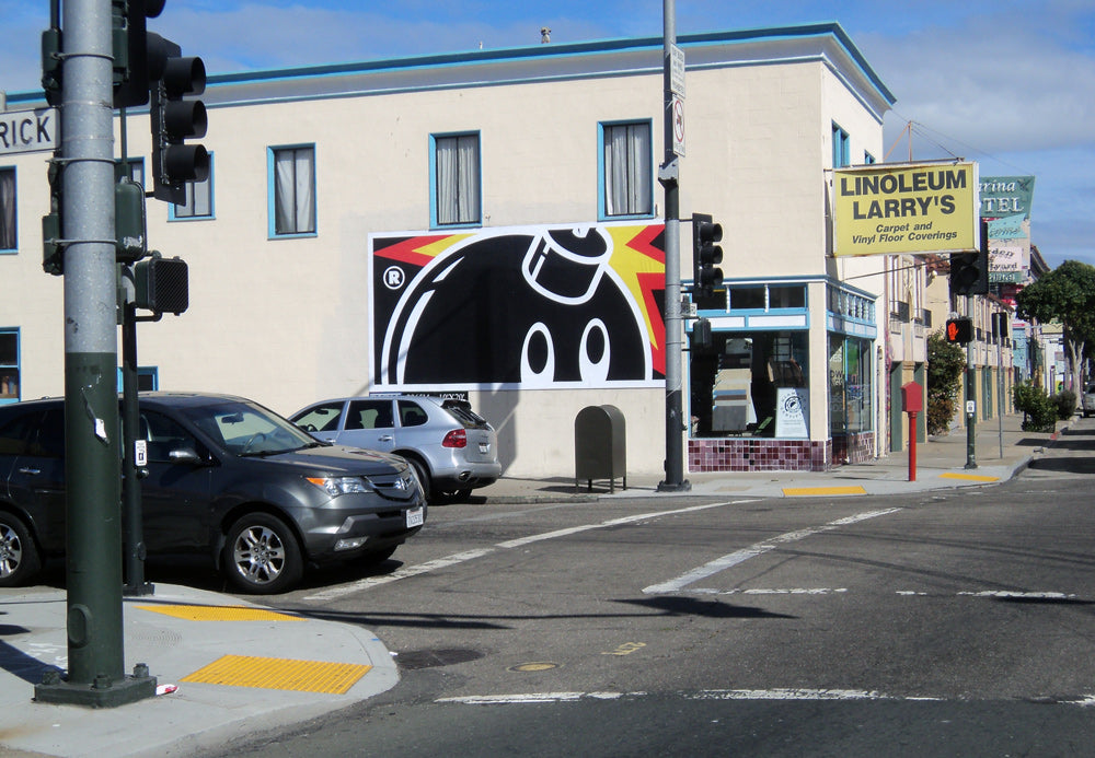 THE HUNDREDS SAN FRANCISCO :: SIGHTING #2