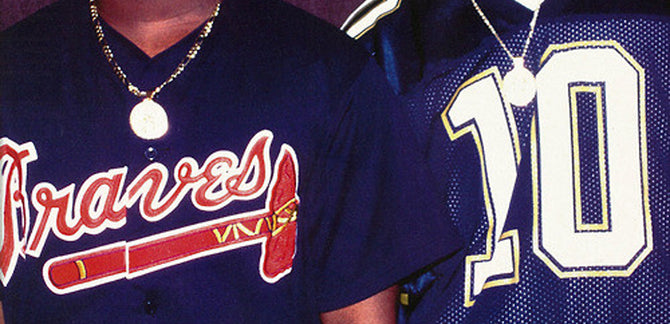 Sports Nostalgia :: How Mitchell & Ness Popularized the Throwback Jersey