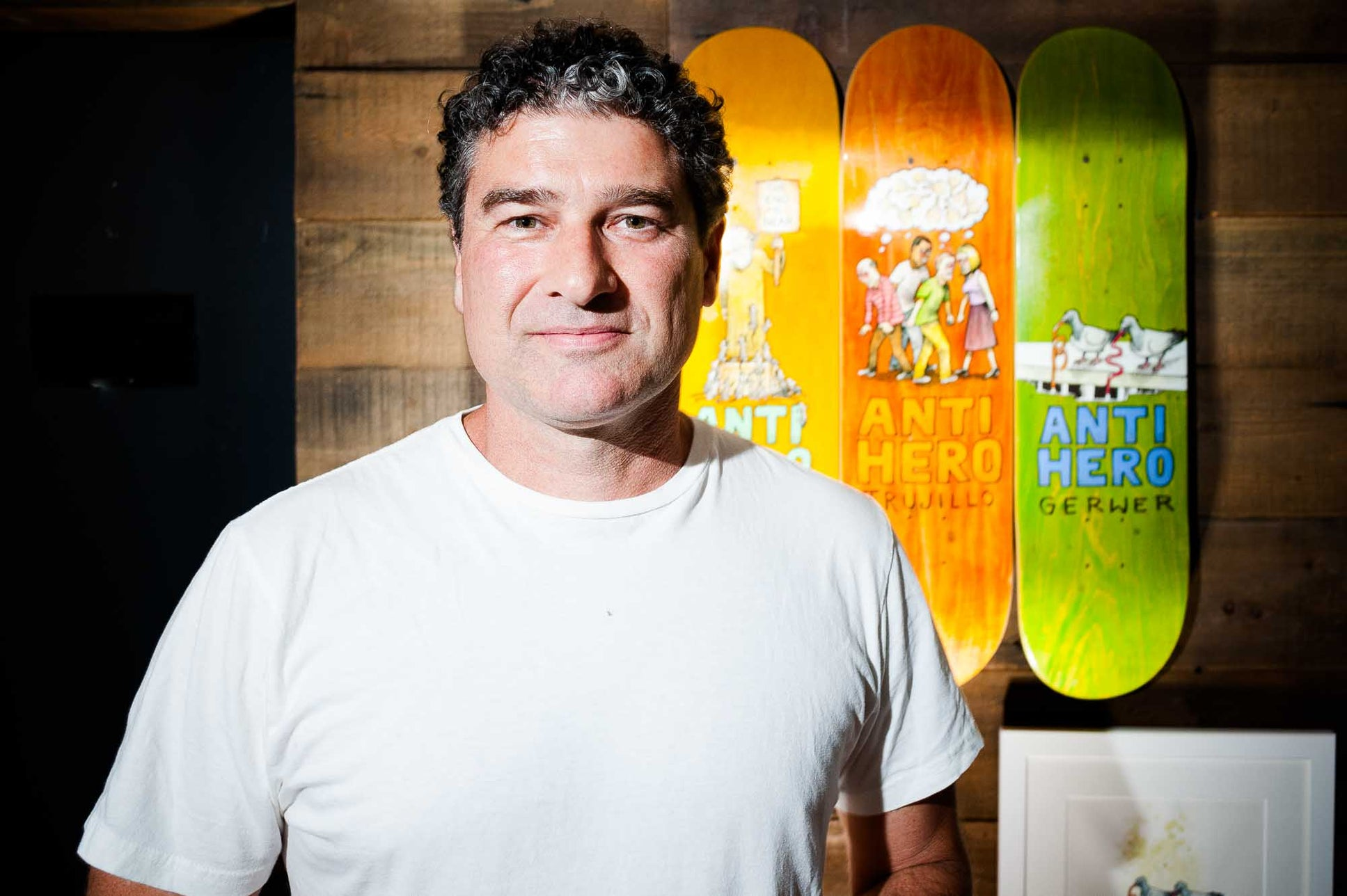 Upset the Setup ::  An Interview with Todd Francis, Skateboard Artist & Visual Instigator