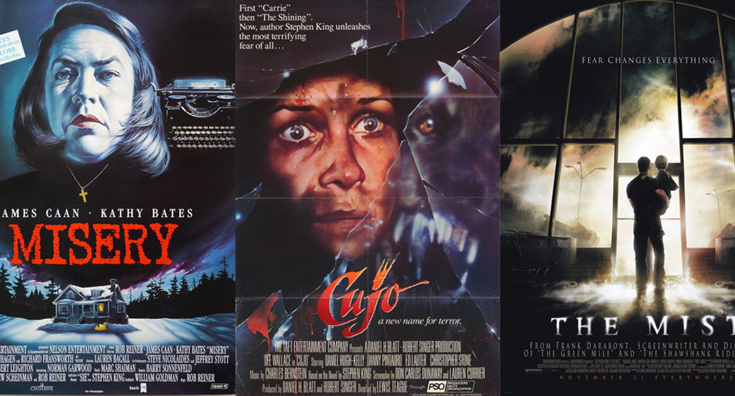 The 10 Most Interesting Stephen King Film Adaptations