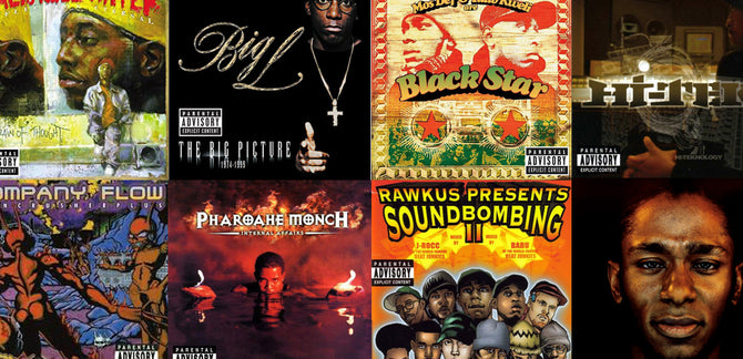 Counting Down Our 10 Favorite Rawkus Records Albums