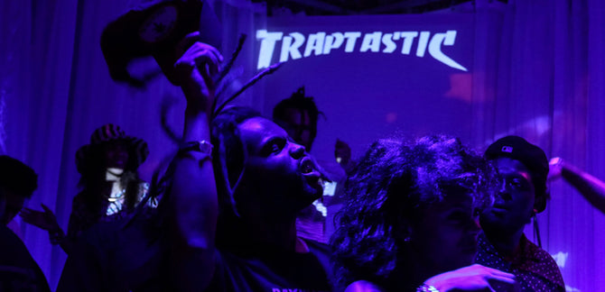 Inside The Trap House: How Traptastic Is Changing Virginia's Unlikely Party Scene
