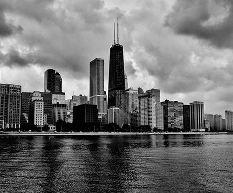 Urban Legends :: Shooting Chicago with trashhand