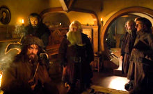 ONE DOES NOT SIMPLY MOONWALK INTO EREBOR