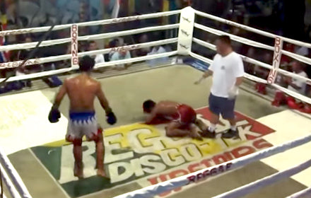BEST MUAY THAI FIGHT EVER
