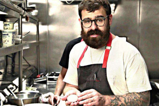On the Block :: A Conversation with Chef Vinny Dotolo