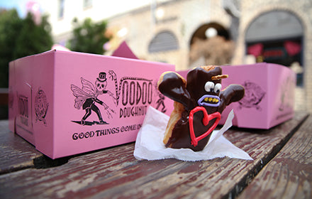 HOW VOODOO DOUGHNUT MADE THE MOST WITH THE YEAST