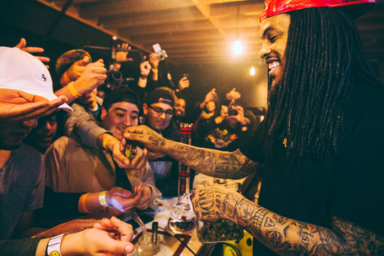 Waka Flocka Flame's Weed Party & the Future of Cannabis in LA