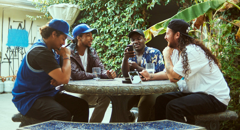 How the West Was Won :: Kickin' It with Venice Rap Trio Warm Brew