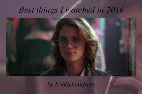 Best Things I Watched in 2016