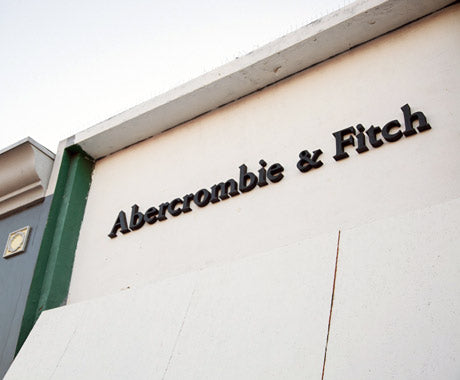 ABERCROMBIE & FITCH ON FAIRFAX ???
