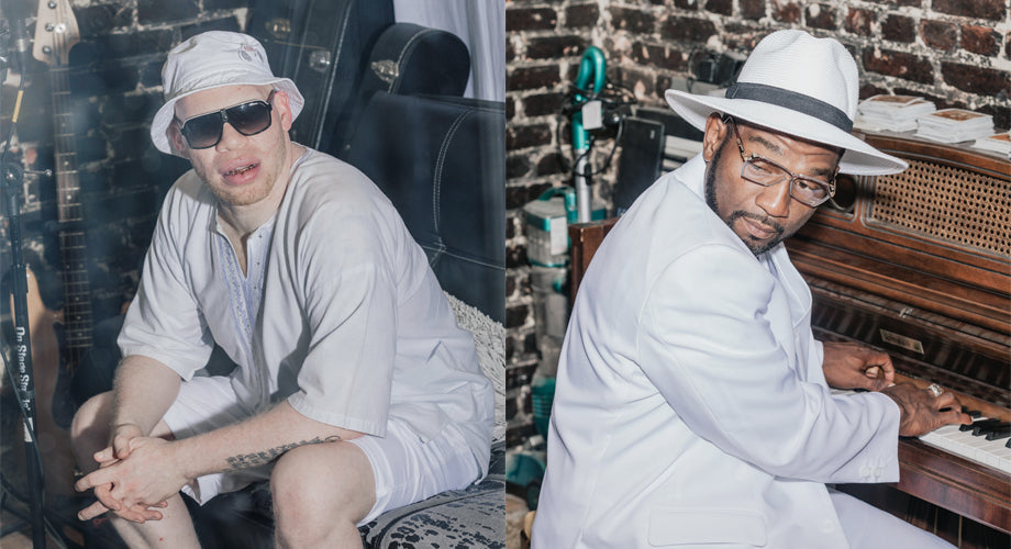 Return of the Neighborhood :: Shafiq Husayn & Krondon's White Boiz Project