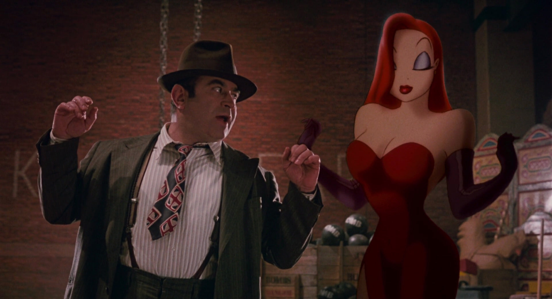 Revisiting Who Framed Roger Rabbit
