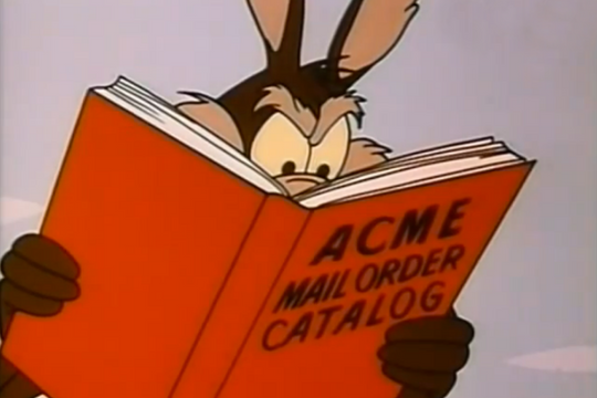 10 Looney Tunes ACME Products I Wish Existed IRL