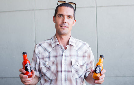 FERMENTED, RAW FIRE :: WILLY B'S HOT SAUCE :: INTERVIEW