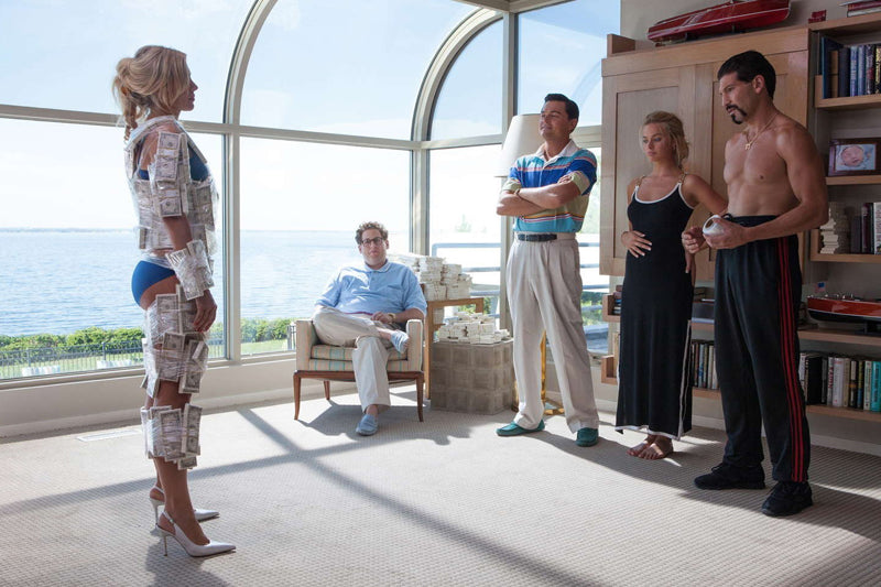 Lower than Pond Scum: The Wolf of Wall Street Reviewed