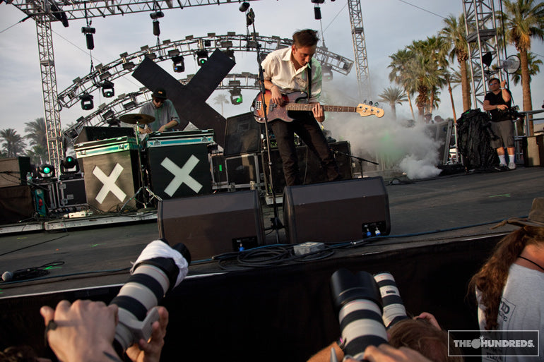 COACHELLA : THE XX