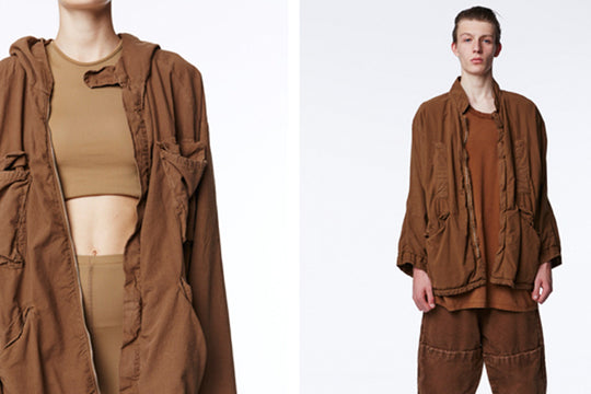 A Closer Look at Yeezy Season 2, Shot by Jackie Nickerson