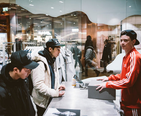 Photo Set :: Yeezy Season 1 Hits Norway with the Boosts